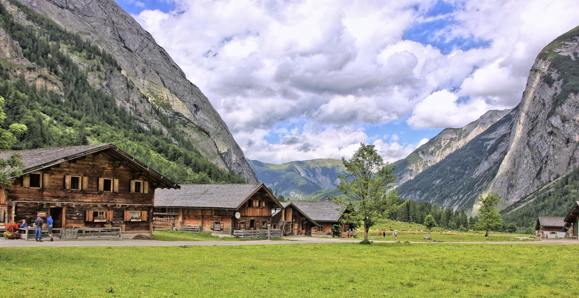 Das Karwendel ist ein Paradies für Wanderer.