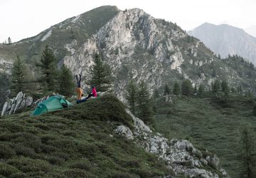 Camping in the wilds - Rules for undisturbed outdoor nights