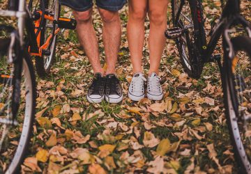 Tips for a bike tour in autumn. Photo: pexels, pixabay.