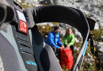 Trekkingrucksack richtig einstellen - Rückensystem richtig anpassen.