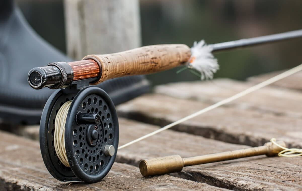 Fly Fishing for beginners - Tips and tricks around fishing.