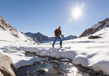 Skitourengehen für Anfänger - Ausrüstung und Technik für die Skitour.