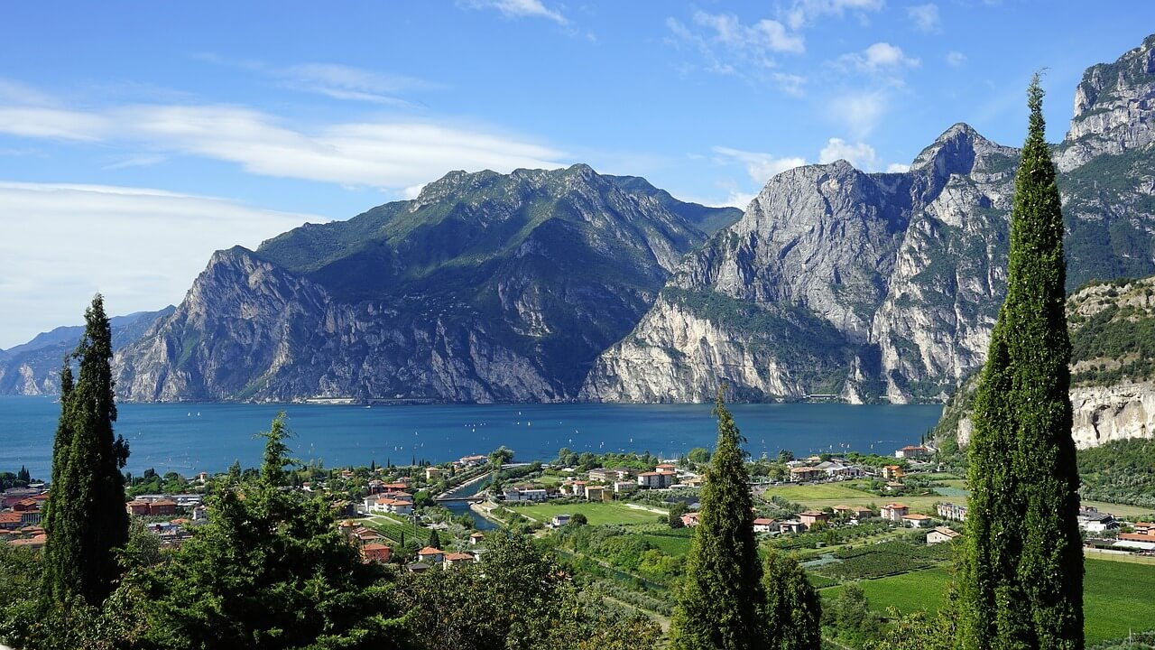 Vie Ferrate around Lake Garda - Tips. Photo: Bernd Hildebrandt, pixabay.