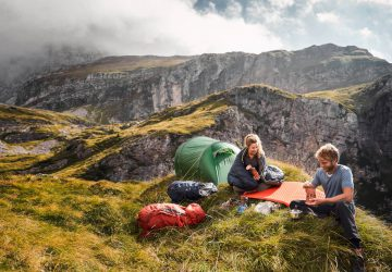 Camping or trekking tent -Which tent type are you?