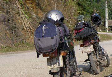 Travelling Vietnam by motorbike