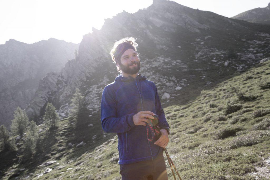 Wanderer-Typologie - Für Fotos immer zu haben - Der-Berg-Hipster.