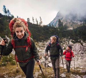 Trekking-Tipps für Anfänger - Die 5-häufigste Anfängerfehler.