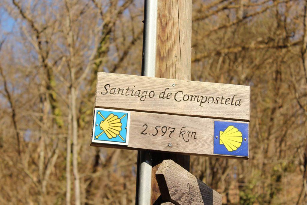 Pilgerwege der Welt - Der Jakobsweg nach Santiago di Compostela.