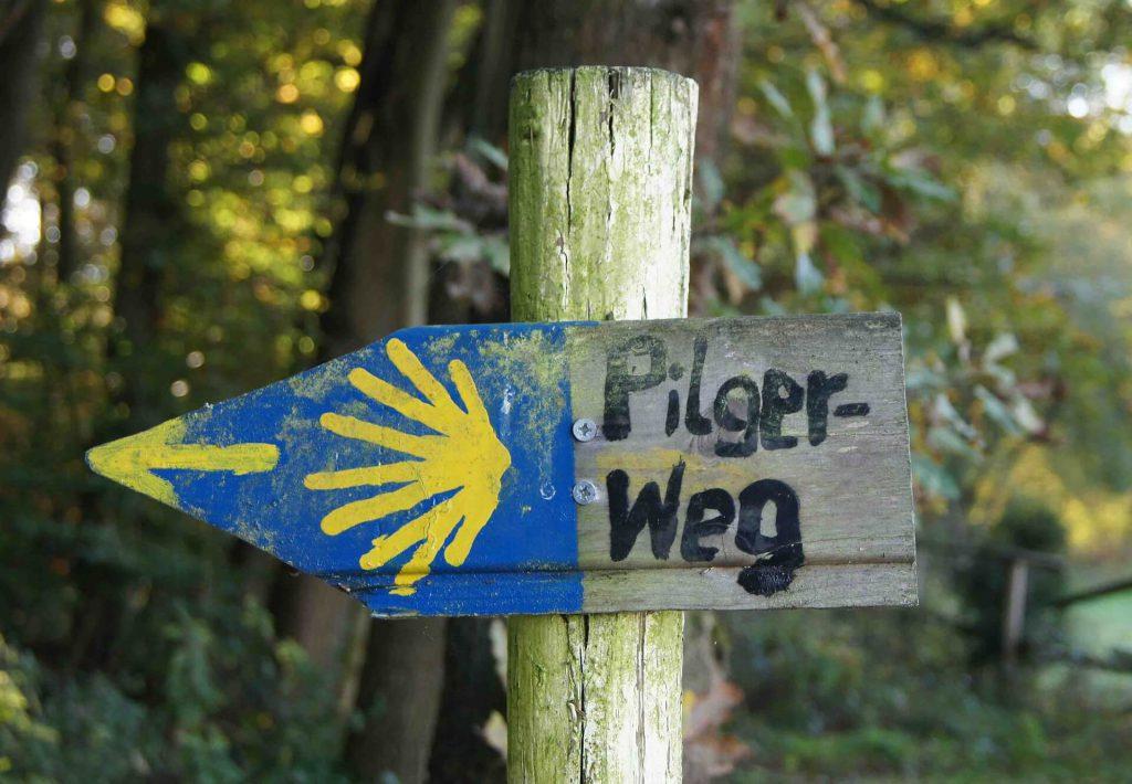 Pilgerwege der Welt - Der Weg ist das Ziel.