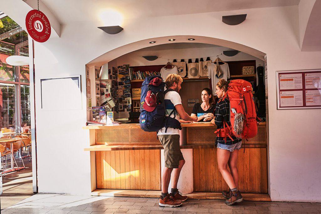 Flashpacker buchen lieber ein Privatzimmer statt ein Mehrbettzimmer.