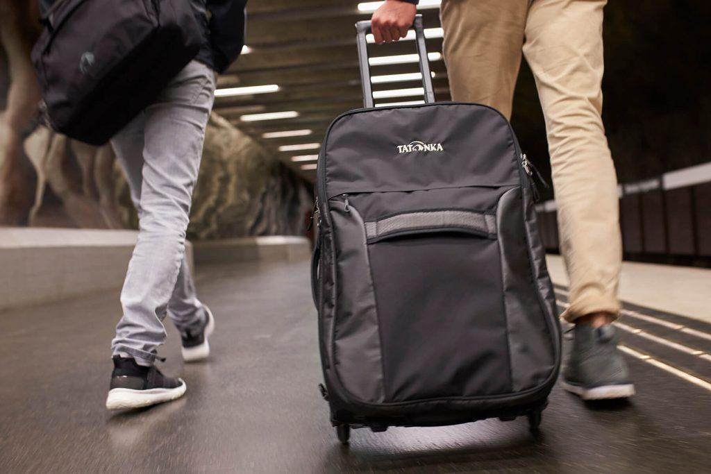 Flashpacker oder Backpacker oder anders: Trolley statt Rucksack
