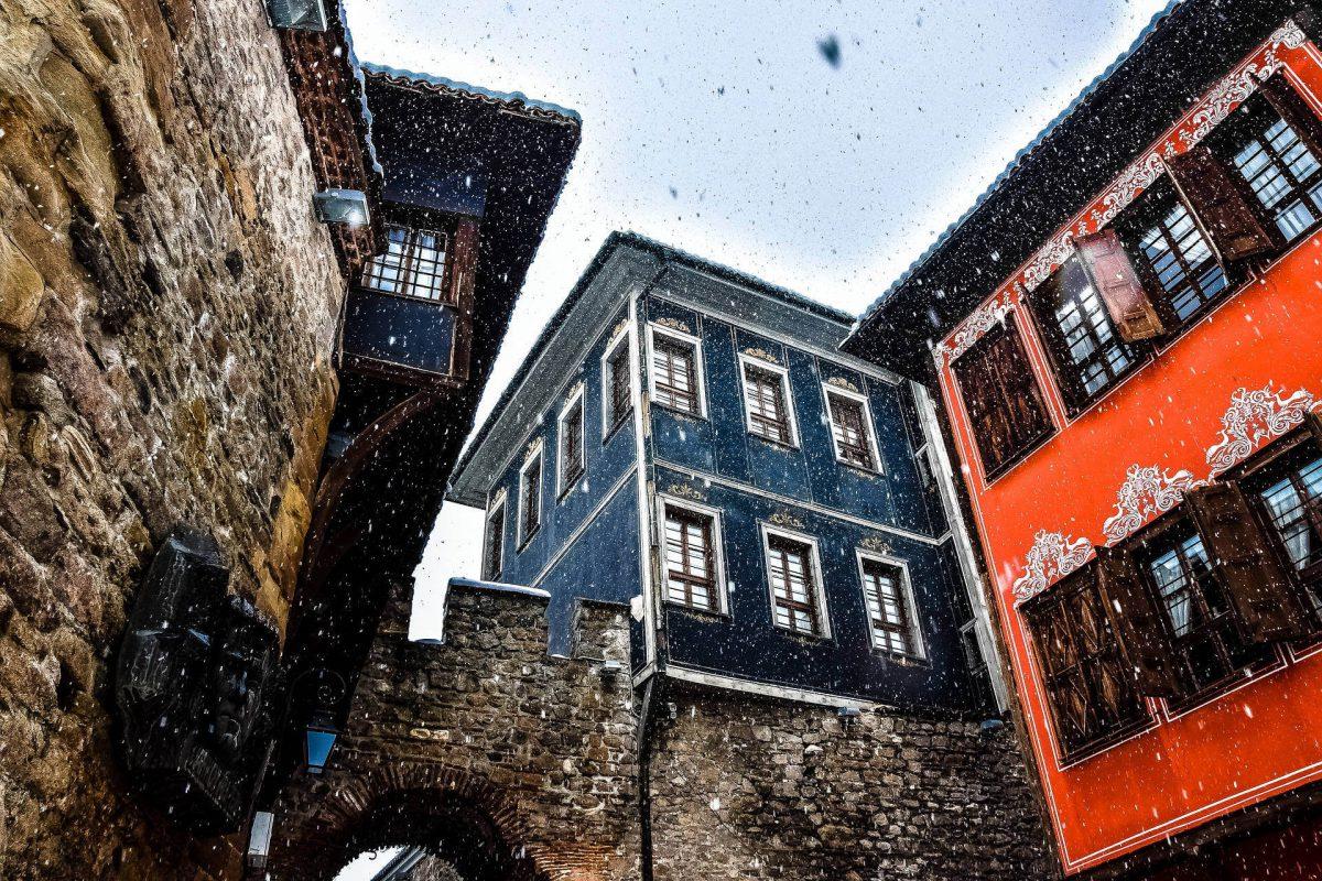 Kulturhauptstadt 2019 Plovdiv