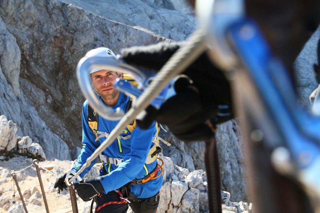 Trendsportarten für Outdoor-Begeisterte - Klettern.
