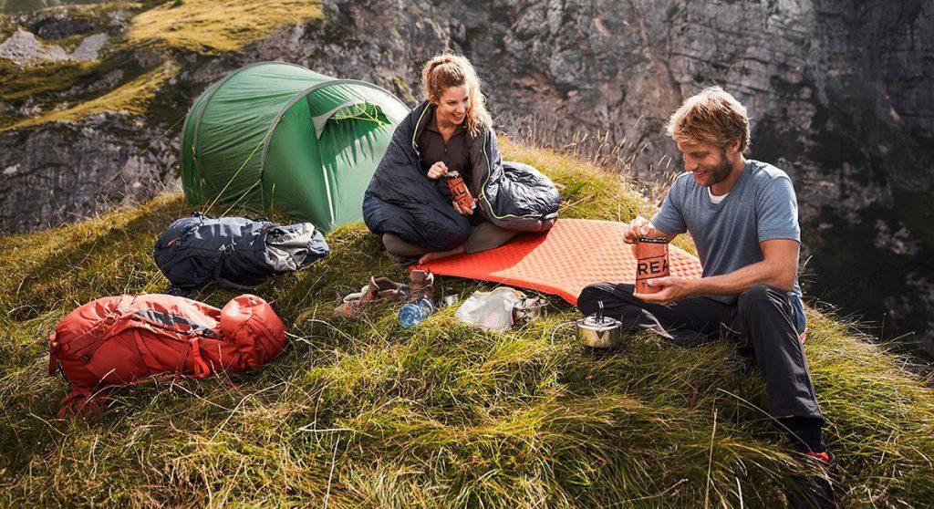 Trekking-Nahrung - Welche Lebensmittel sich auf einer Trekkingtour eignen.