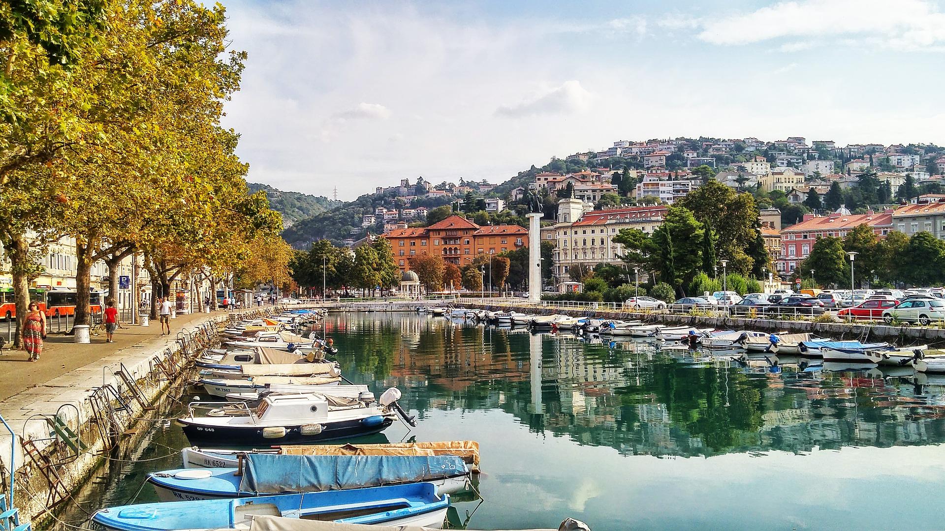 Rijeka ist the European Capital of Culture 2020.